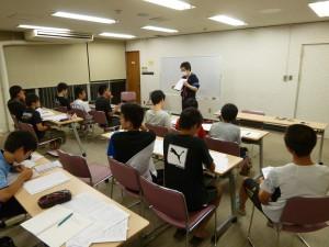 杉浦先生の数学本気講座